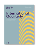 Cover of International Quarterly
